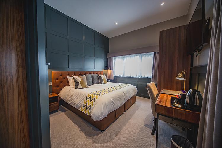 Thonock park double bedrooms