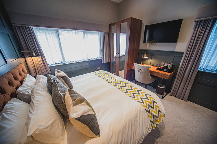 Thonock park double beds