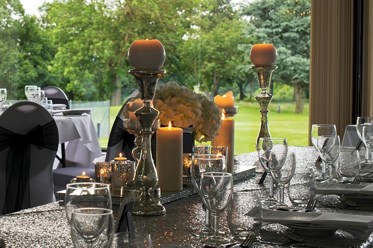 thonock park Solheim Suite Candle
